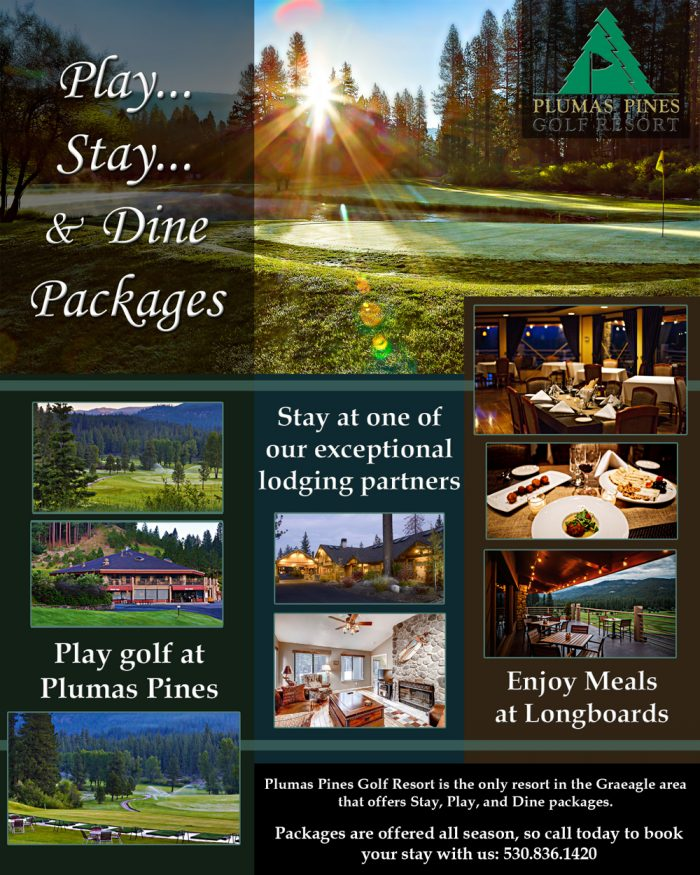 Plumas County Recreation Brochure